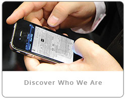 Discover Who We Are